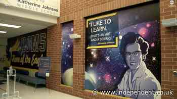 Virgina school drops Confederate name in favor of Black NASA hero Katherine Johnson
