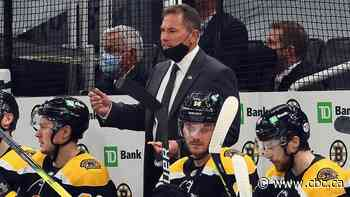 NHL fines Bruins head coach Bruce Cassidy $25K US for criticizing referees