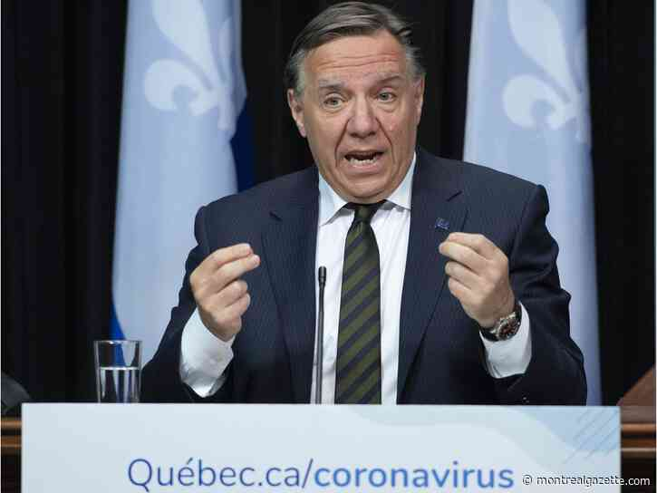 COVID-19 live updates: Quebec will allow high school proms after July 8, Legault says