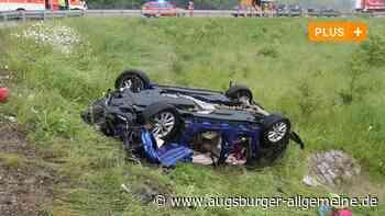Nach schwerem Unfall auf A8 bei Burgau: Würde ein Tempolimit helfen? - Augsburger Allgemeine
