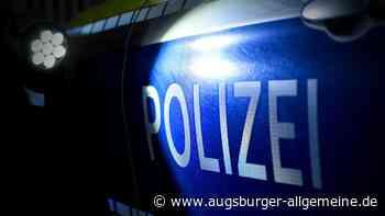 Auffahrunfall auf der A8: Polizei sucht flüchtigen Fahrer - Augsburger Allgemeine