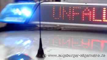 Beim Rückwärtsfahren nicht aufgepasst: 13.000 Euro Schaden - Augsburger Allgemeine