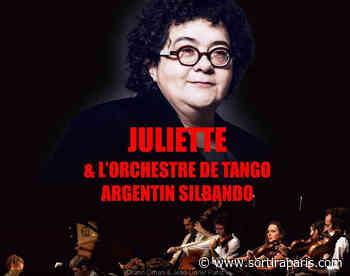 Fête de la Musique 2021 à Taverny avec Juliette & l'Orchestre de Tango Argentin Silbando - sortiraparis