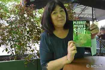 Val-d'Oise. Taverny : avec son roman, Marie Ley aborde le sujet de l'alcoolisme chez les femmes - La Gazette du Val d'Oise - L'Echo Régional
