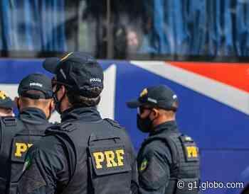 Homem acusado de latrocínio é preso durante fiscalização da PRF em Altamira - G1