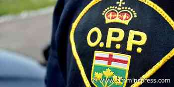 Transport driver charged near Hearst with drug impairment - Timmins Press