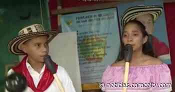 La cumbia aún vive: niños de San Jacinto siguen la tradición y hacen que trascienda al mundo entero - Noticias Caracol