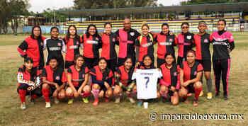 Club de Futbol Femenil Rojinegras San Juanito celebra 11 años de formación - El Imparcial de Oaxaca