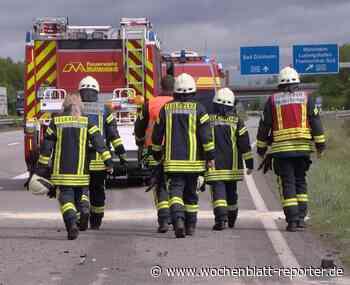 Die freiwillige Feuerwehr Mutterstadt informiert: Einsätze im Mai 2021 - Mutterstadt - Wochenblatt-Reporter