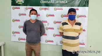 Lambayeque: detienen a dos requisitoriados en Jayanca cuando acudieron a sufragar - LaRepública.pe