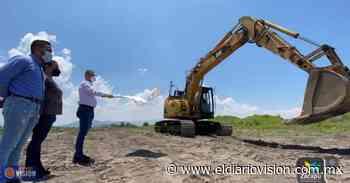 Gobierno de Zacapu, inicia trabajos de construcción del nuevo rastro municipal - El Diario Visión