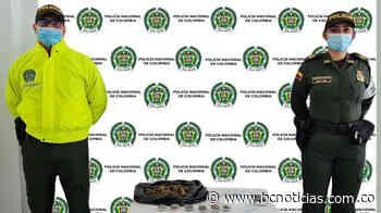 Aprehendieron a dos hermanos encargados de vender droga en Norcasia - BC Noticias