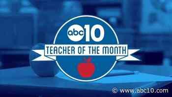 June 2021: Lysistrata Munson is ABC10's Teacher of the Month - ABC10.com KXTV