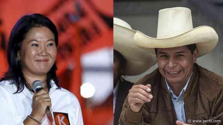 Castillo espera los resultados en Chota ante la definición frente a Keiko - Perfil.com