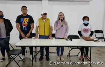 Erika Alcaraz reconoce derrota para reelección a la alcaldía de Tixtla - Quadratin Guerrero