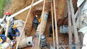 EPM Suspendió el servicio de agua a 45 mil viviendas de Itagüí - Alerta Paisa