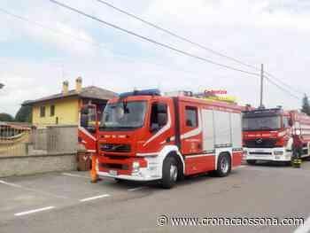 Vigili del Fuoco a Battuello, Corbetta - CO Notizie - News ZOOM