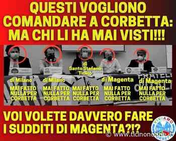 Corbetta/2, i pasdaran di Ballarini vanno all'attacco del centrodestra e lanciano proclami 'ai cittadini liberi' - Ticino Notizie