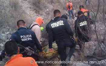 Cae de barranca en Lerdo y muere - Noticias del Sol de la Laguna