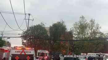 Lesionados por autobús que cayó en barranca serán llevados al hospital - Periódico Excélsior