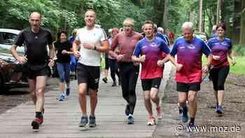 Lauftreffserie: Laufgruppe Bünger aus Rathenow lädt zum Sommersonnenwendelauf am 20. Juni - moz.de