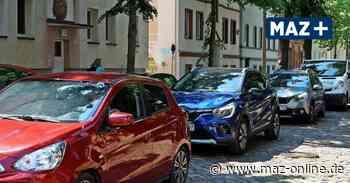 Chaos pur in Rathenow: warum Autofahrer mit Stau, Ärger und Streit rechnen müssen - Märkische Allgemeine Zeitung
