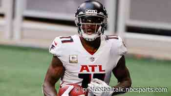 Julio Jones: I'll never forget Atlanta, ready to get to work with Titans