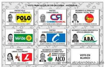 Caucasia elige este domingo a su nuevo alcalde - El Colombiano