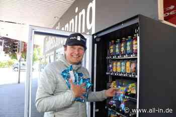"""Coronakrise: Nachtschwärmer: Neuer """"Treffpunkt"""" in Sonthofen – 14 Automaten für die Kunden - Sonthofen - all-in.de - Das Allgäu Online!"""