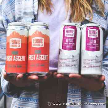 Fernie Brewing Brings Back First Ascent Gose and Lotus Single Hop IPA - Canadian Beer News