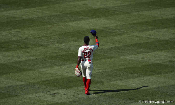 Nats, netting collapse in weird Phils victory packed with milestones