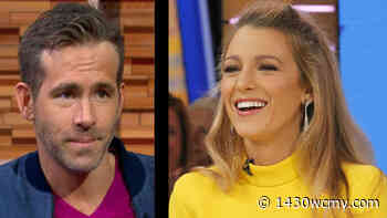 Here's how celebs like Ryan Reynolds, Kerry Washington and others celebrated Mother's Day - 1430wcmy.com
