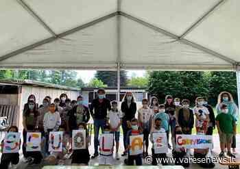 Il sindaco di Solbiate Arno saluta e loda gli studenti di 5^ elementare - varesenews.it