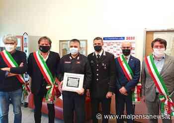 Jerago, Besnate, Albizzate e Solbiate Arno salutano il maresciallo Foti - malpensanews.it