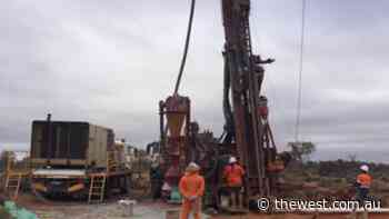 Indiana fires up drill rig for SA Gawler Craton gold search - The West Australian