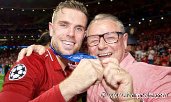 'You've done it, I knew you would' - a father's pride in Jordan Henderson