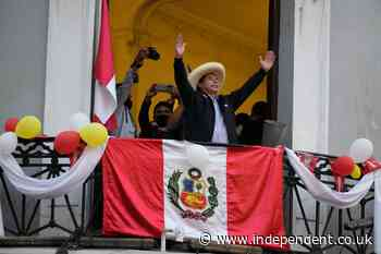 Peruvians wait to learn who will be president