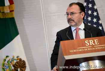 Mexico bars former cabinet secretary from holding office