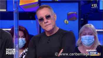 TPMP: Jean-Claude Van Damme weigert het masker en het vaccin (video) - Caribe Magazine