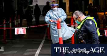 Breach hotel housed man linked to Delta variant outbreak