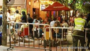 Entusiasmo y aglomeraciones en la reapertura de bares en Santa Marta - EL HERALDO
