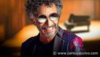 """Fito Páez presentará su espectáculo """"Un hombre con un piano"""" en Miami - Carlos Paz Vivo!"""
