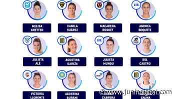 Macarena Rosset, entre las seleccionadas para la Americup - Junín Digital