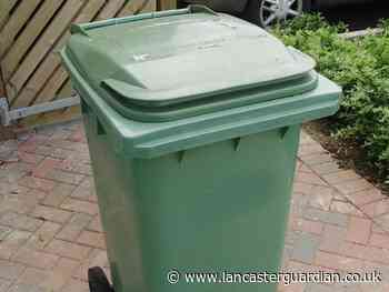 Lancaster City Council delays weekend green bin collections in south Lancaster - Lancaster Guardian