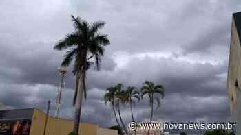 Previsão do tempo para esta terça-feira (08) em Nova Andradina - Nova - Nova News
