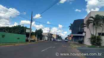 Confira a previsão do tempo para esta segunda (07) em Nova Andradina - - Nova News