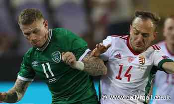 Hungary 0-0 Republic Ireland:Visitors earn draw againstEuro 2020 qualifiers