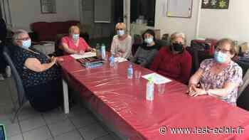 Croix-Rouge de Romilly-sur-Seine: la halte répit détente Alzheimer reprend enfin du service - L'Est Eclair