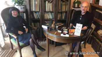Romilly-sur-Seine: La librairie Voltaire a accueilli Alain Chevalérias et son dernier ouvrage - L'Est Eclair