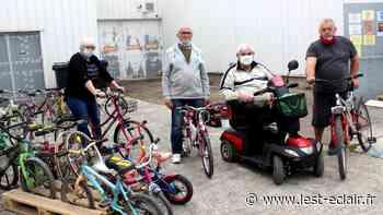 Romilly-sur-Seine: l'heure de la reprise chez Main à main - L'Est Eclair